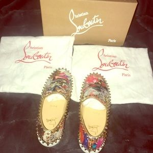 Christian Louboutin 100% authentic.